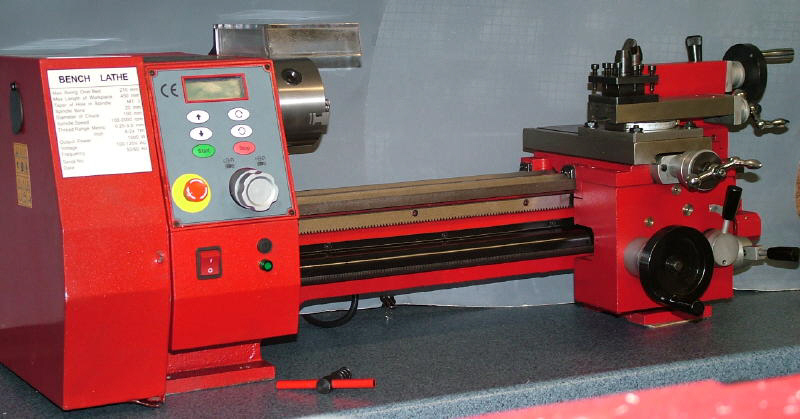 Review  Sieg C4 Lathe