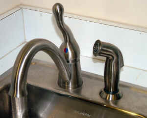 Delta Faucet Repair - How to tighten kitchen faucet